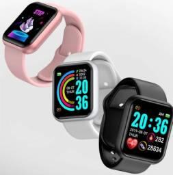 Relógio Inteligente Y68 Smartwatch D20