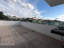 Título do anúncio: Cobertura com 3 dormitórios à venda, 135 m² por R$ 360.000 - Paraúna (Venda Nova) - Belo H
