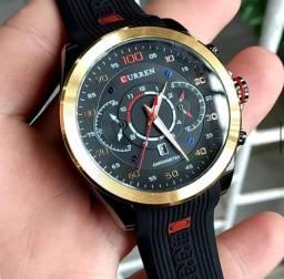 Quer um relógio massa, que tal esse ?