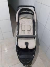 Carrinho de bebê cross