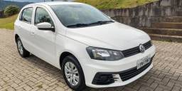 VW Gol 2018 MSi 1.6 Trendline Completo Único Dono. Abaixo de Fipe