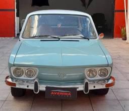 Vw Brasília 1976 - Motor 1500