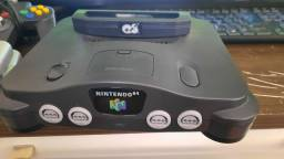 Vendo Nintendo 64 original,,leia o anúncio,aceito proposta