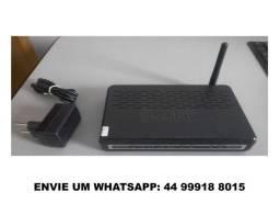 Modem D Link DSL 2730B Wifi e Roteador