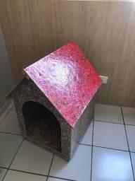 Título do anúncio: Para vender Logo- Casinha de Cachorro Ecológica