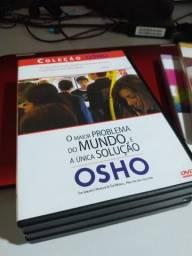 Coleção dvd osho