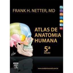 Atlas de Anatomia Humana, 5ª edição Frank H. Netter