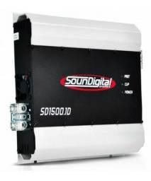 Modulo amplificador SD 1500