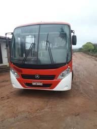 Ônibus urbano, Micrão, Mercedes OF1418, ano 2008 - 2008