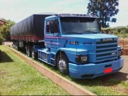 Scania 113 360 / Carga Seca - 1998