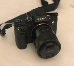 Sony A7 Mk ii + 55mm 1.8 Zeiss