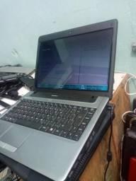 Notebook Intelbras cm2. dual core leia o anuncio todo
