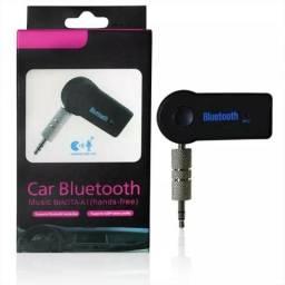 Receptor Automotivo Bluetooth USB Saída P2