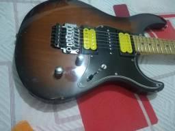 Guitarra yamaha pacifica japonesa rara