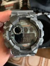 Relógio Casio G-SHOCK na Caixa