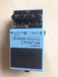 Pedal Bass Chorus