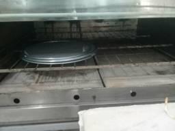 Vendo forno industrial