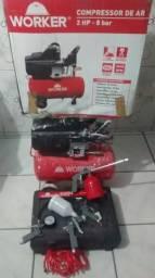 Compressor Worker 24L Torro troco