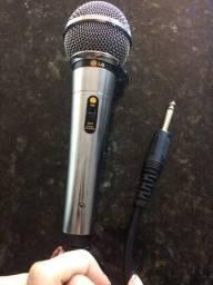 Microfone Karaokê original (LG)