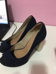 Sapato número 38