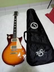 Guitarra Memphis e captadores epiphone