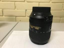 Lente Nikon 18-300 novíssima