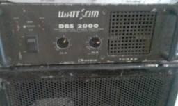 Potência Wattsom Dbs 2000!!!