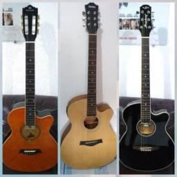 Instrumentos musicais - Leia a descrição