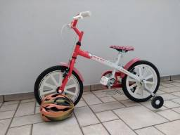 Bicicleta Infantil - Hello Kitty