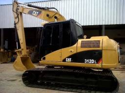 Escavadeira CAT 312dl