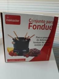 Conjunto para fondue