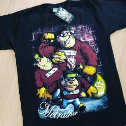 Promoção de fim de mês!! Kit 3 camisas