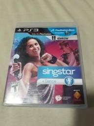 Jogo Singstar Ps3