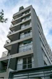 Apartamento com 1 dormitório à venda, 30 m² por r$ 189.000,00 - portão - curitiba/pr