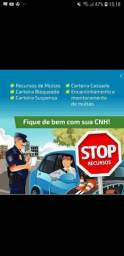 CNH cassada multas suspencao consulta gratis sua CNH