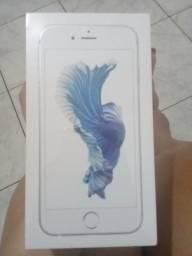 Vendo iPhone 6s zerado apenas 1 mês de uso
