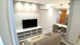 Apartamento 1 quarto mobiliado padrão executivo