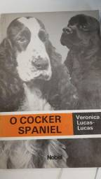 Cocker Spaniel Inglês - Livro