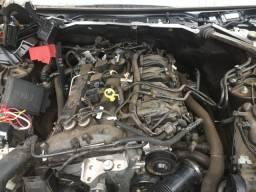 Motor parcial Jaguar Xe R Sport 2.0T 2015
