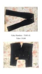 Vestidos e Calças Jeans