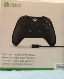 Controle Xbox one s x sem uso !!