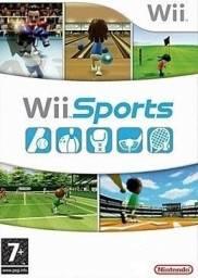 Jogo Wii Sports Original Semi Novo para Nintendo Wii