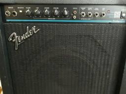 Combo Americano Fender p/ baixo (avalio ampeg meteoro hartke squier ), usado comprar usado  Belo Horizonte