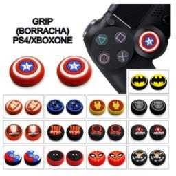 Grip Borrachinha Controle Ps4/Xbox ONe