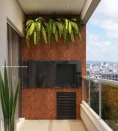 Apartamento para Venda em Blumenau, Fortaleza, 2 dormitórios, 1 suíte, 2 banheiros, 1 vaga
