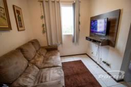 Apartamento no Residencial Parque Paraíso com área privativa de 42,06 m². Conta com dois d