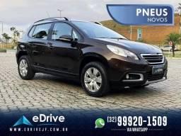 Peugeot 2008 Allure 1.6 Flex 5p Mecânico - Super Completo - Muito Conforto - Novo - 2016
