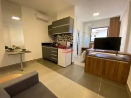 Flat para aluguel, 1 quarto, 2 vagas, Estoril - Belo Horizonte/MG