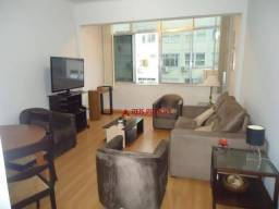Apartamento com 3 dormitórios para alugar, 120 m² por R$ 4.500,00/mês - Copacabana - Rio d