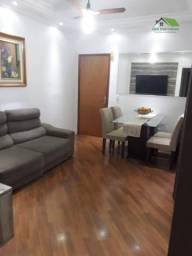 Apartamento com 2 dormitórios à venda, 58 m² por R$ 220.000,00 - Jardim Marica - Mogi das